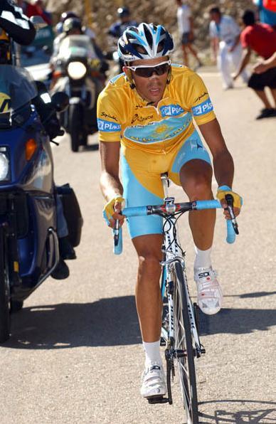 Alberto Contador konnte auch auf der zweiten Bergankunft des Wochenendes niemand schlagen (Foto: www.lavuelta.com)