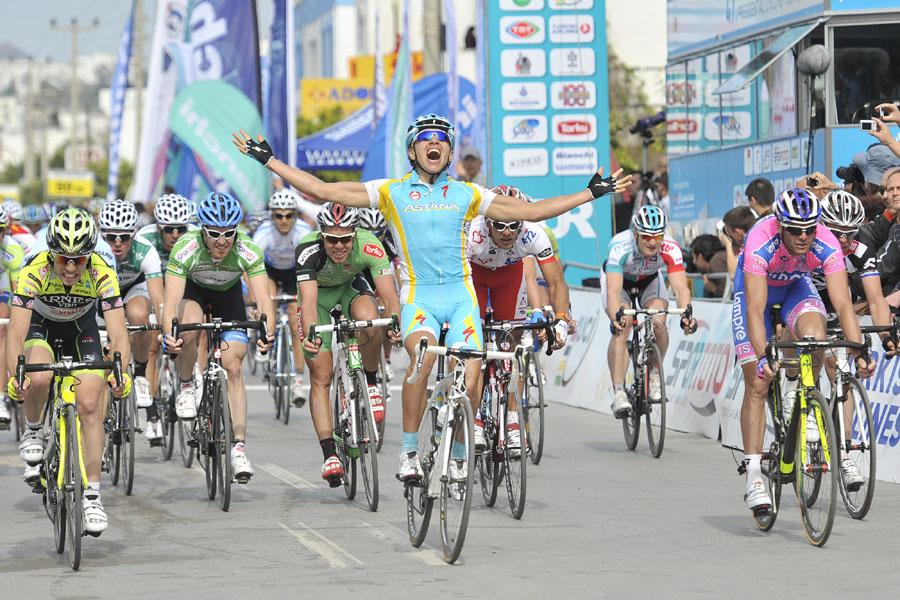 Tour of Turkey: Valentin Iglinskiy schlüpft mit Etappensieg ins türkise Trikot