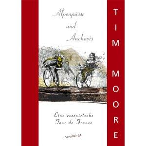 Alpenpässe und Anchovis - Eine exzentrische Tour de France