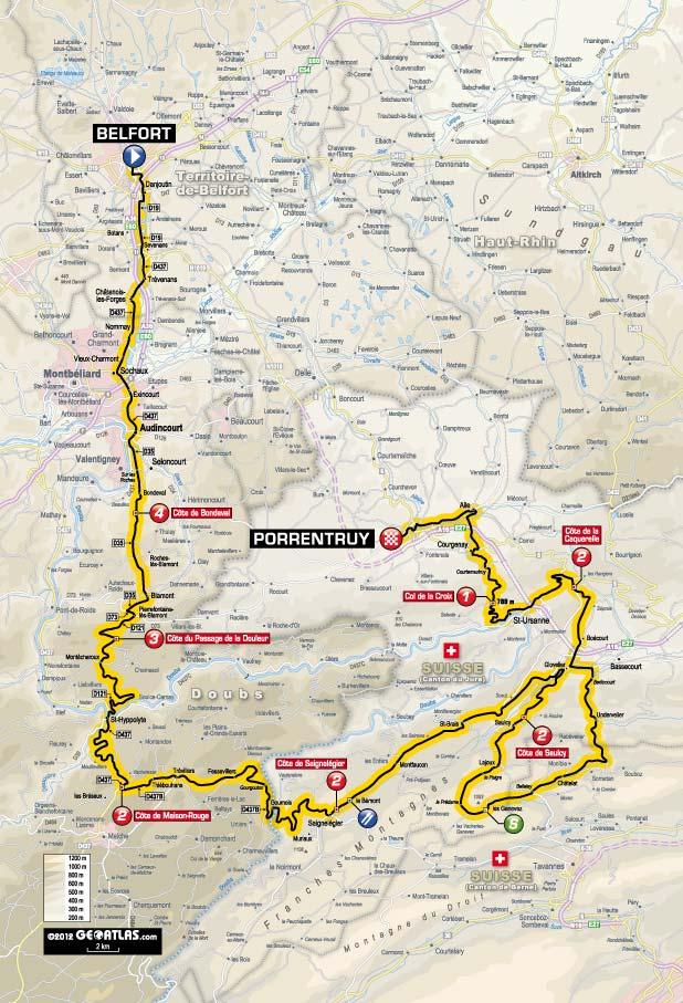 tour de france 2019 2. etappe
