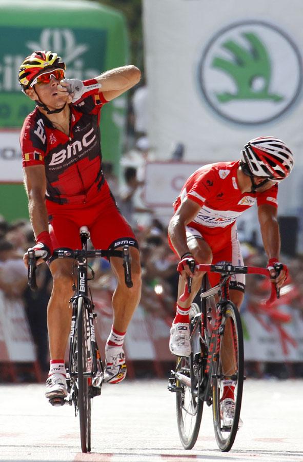 Gilberts Erlösung in Barcelona - Rodriguez baut Vuelta-Führung weiter aus