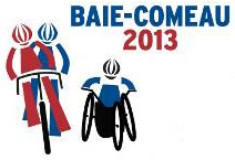 Para-Cycling-Weltmeisterschaft 2013 in Baie-Comeau
