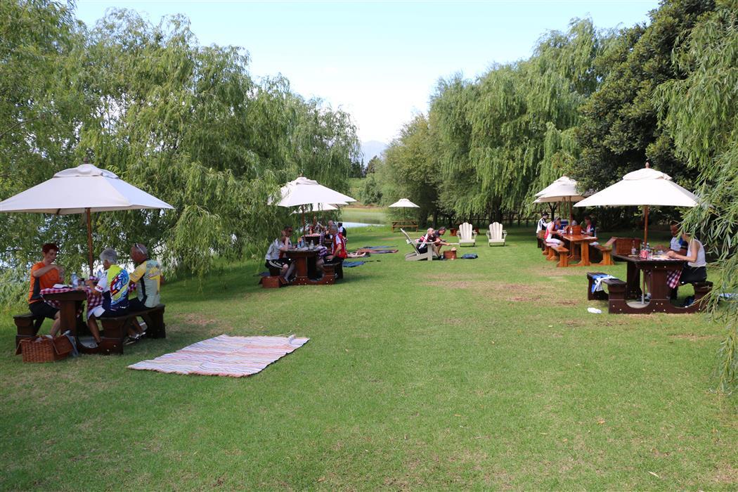 ein herrlicher Picknickplatz