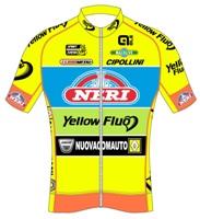 Trikot Yellow Fluo (YEL) 2014