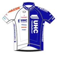 Trikot UnitedHealthcare Professional Cycling Team (UHC) 2014