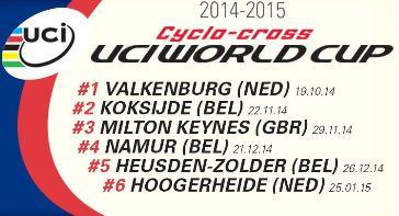 Van der Haar wiederholt Triumph beim Weltcup Valkenburg - Compton gewinnt Frauenrennen