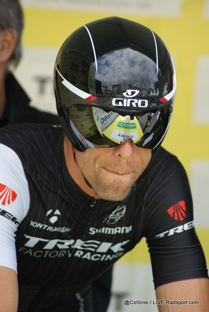 Danilo Hondo bei der Tour de Romandie 2014