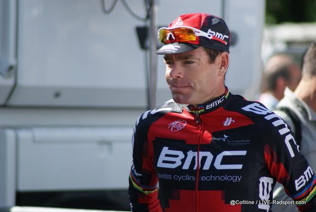 ... beim Criterium du Dauphiné 2012