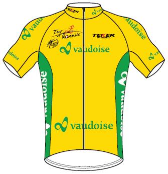 Reglement Tour de Romandie 2015 - Gelbes Trikot (Bild: Veranstalter)