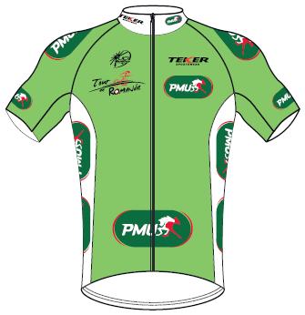 Reglement Tour de Romandie 2015 - Grünes Trikot (Bild: Veranstalter)