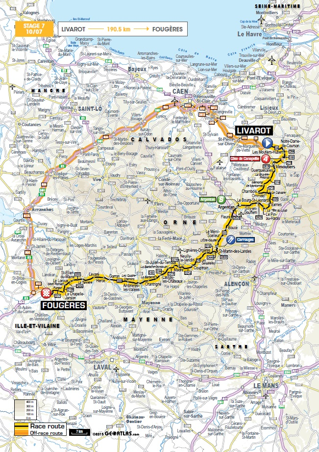 Cycling Tour De France Stream