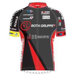 Trikot Team Roth (ROT) 2016 (Bild: UCI)