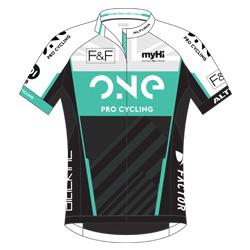 Trikot ONE Pro Cycling (ONE) 2016 (Bild: UCI)