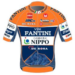 Trikot Nippo – Vini Fantini (NIP) 2016 (Bild: UCI)