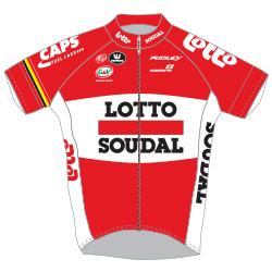 Trikot Lotto Soudal (LTS) 2016 (Bild: UCI)