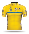 Reglement Critérium du Dauphiné 2016 - Gelb-blaues Trikot (Gesamtwertung)