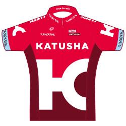 Tour de France: Neben Rodriguez und Van Den Broeck nimmt Katusha auch Zakarin mit, und natürlich Kristoff (Bild: UCI)