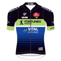 Tour de France: Fortuneo-Vital Concept will viel angreifen und träumt vom ersten Tour-Etappensieg (Bild: UCI)