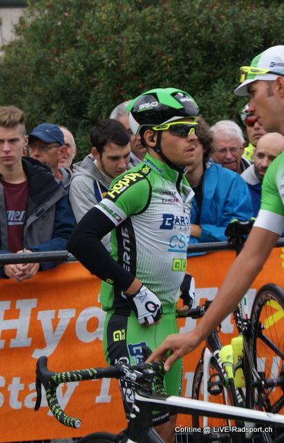 Platz 15 im LiVE-Radsport Jahresranking 2016: Sonny Colbrelli