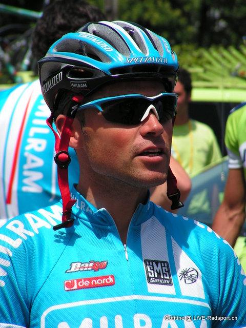 Vor 10 Jahren ... Mirko Celestino im Juni 2006