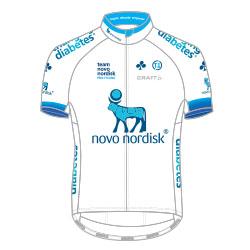 Trikot Team Novo Nordisk (TNN) 2017 (Bild: UCI)