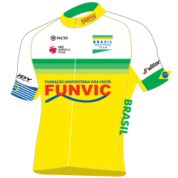 Trikot Soul Brasil Pro Cycling Team (SOU) 2017 (Bild: UCI)