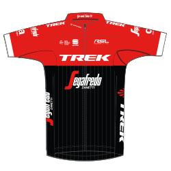 Trikot Trek – Segafredo (TFS) 2017 (Bild: UCI)