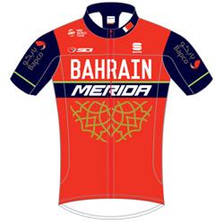 Trikot Bahrain – Merida (TBM) 2017 (Bild: UCI)