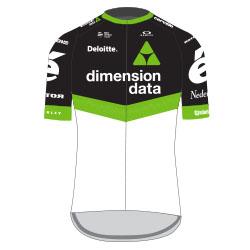 Trikot Team Dimension Data (DDD) 2017 (Bild: UCI)