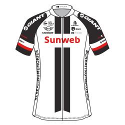 Trikot Team Sunweb (SUN) 2017 (Bild: UCI)