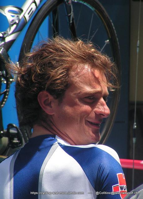 bei der Tour de Suisse 2006