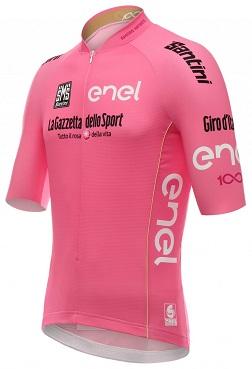 Reglement Giro d'Italia 2017 - Rosa Trikot (Gesamtwertung)