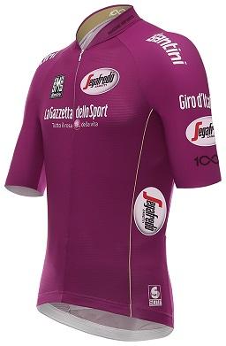 Reglement Giro d'Italia 2017 - Ciclamino-Trikot (Punktewertung)