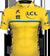 Reglement Critérium du Dauphiné 2017 - Gelb-blaues Trikot (Gesamtwertung)