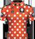 Reglement Critérium du Dauphiné 2017 - Rotes Trikot mit weißen Punkten (Bergwertung)