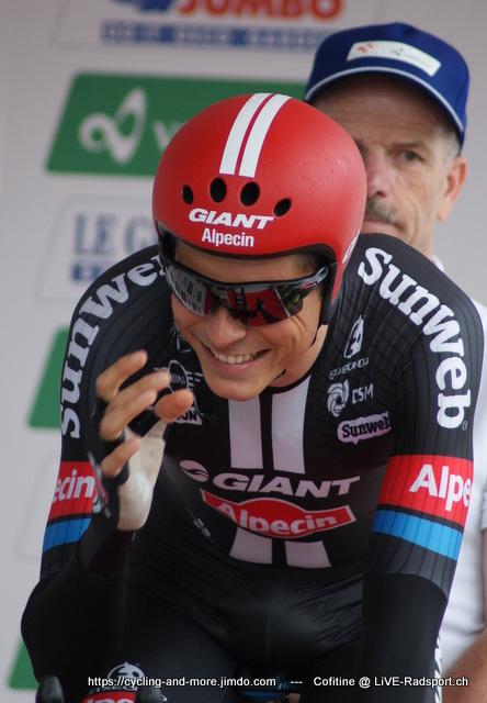 Warren Barguil bei der Tour de Suisse 2016