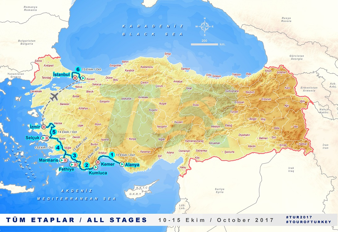 Presidential Cycling Tour of Turkey 2017