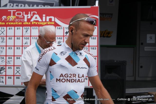 Ludvic Turpin - Tour de l'Ain 2010