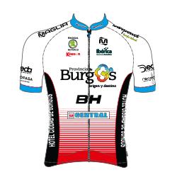 Trikot Burgos - BH (BBH) 2018 (Bild: UCI)