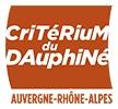 Reglement Critérium du Dauphiné 2018