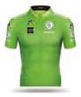 Reglement Critérium du Dauphiné 2018 - Grünes Trikot (Punktewertung)