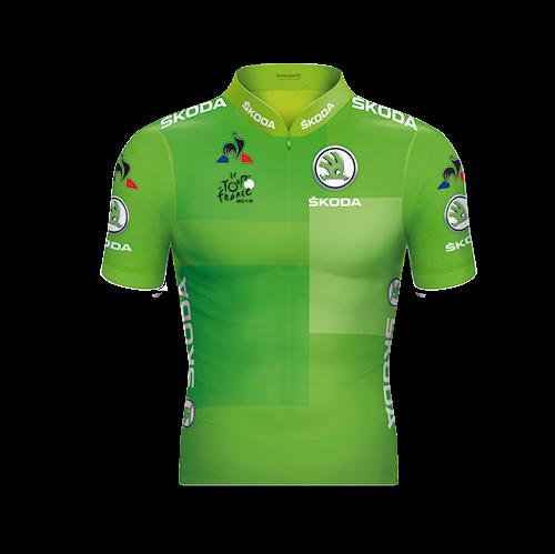 Reglement Tour de France 2018 - Grünes Trikot (Punktewertung)