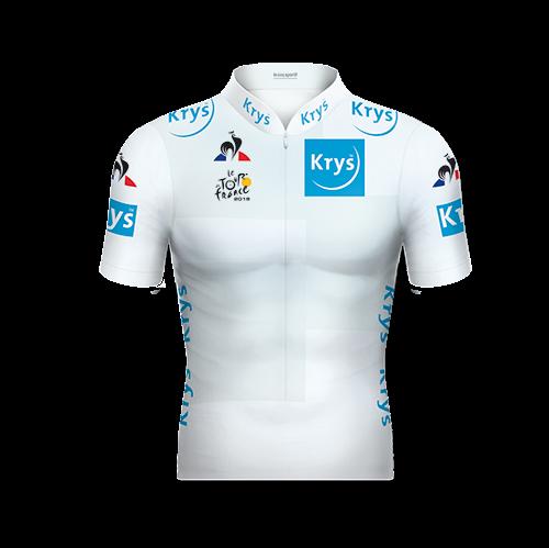 Reglement Tour de France 2018 - Weißes Trikot (Nachwuchswertung)
