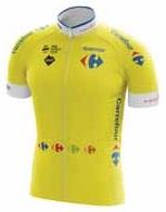 Reglement Tour de Pologne 2018 - Gelbes Trikot (Gesamtwertung)