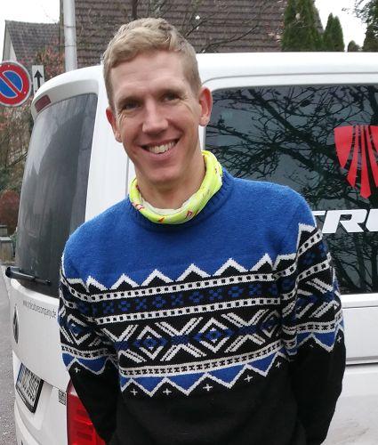 """Pierre Bischoff im Interview mit LiVE-Radsport - """"Ich glaube immer an das Gute"""""""