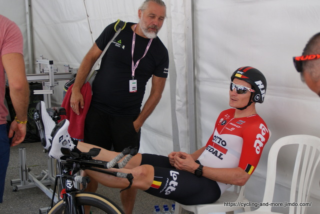 André Greipel - Tour de Suisse 2018