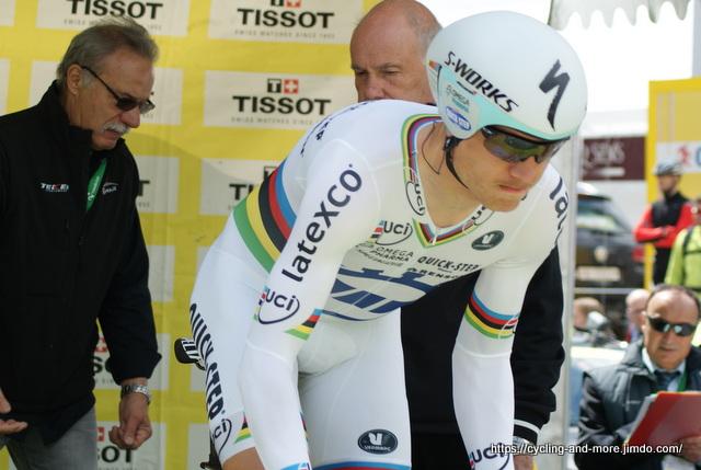 Tony Martin - Tour de Romandie 2014