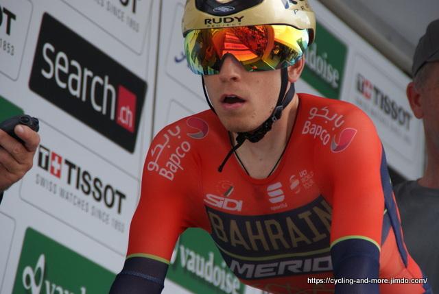 Hermann Pernsteiner - Tour de Suisse 2018