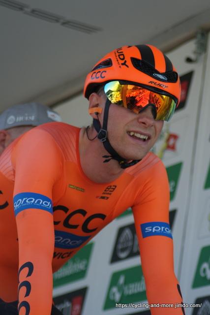 Felix Großschartner - Tour de Suisse 2017