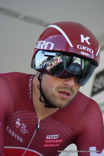 Marco Haller - Tour de Suisse 2017